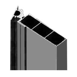 سایبان و لوور آلومینیومی درب و پنجره آلومینیومی ترمال بریک نمای شیشه ای فریم لس نمای شیشه ای کرتین وال درپوش دار آساش – سارای, لورنزو, آکپاپروفیل آلومینیومی ایران و ترکیه