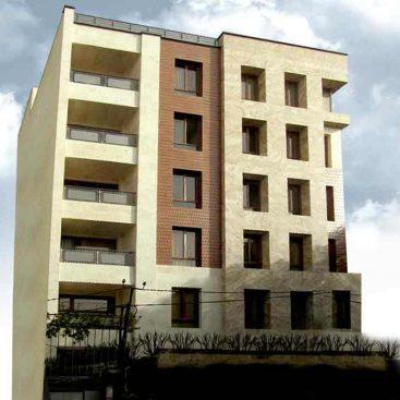 پروژه مسکونی نارمک