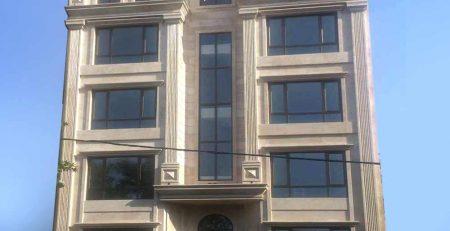 جردن درب و پنجره آلومینیومی نرمال