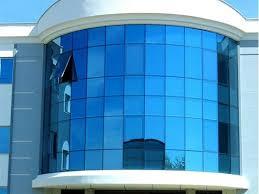 فریم لس, قیمت فریم لس, پروفیل فریم لس, نحوه اجرای شیشه فریم لس, دیتیل شیشه فریم لس, نمای شیشه ای کرتین وال, در نمای فریم لس شیشه ای قابهای آلومینیومی