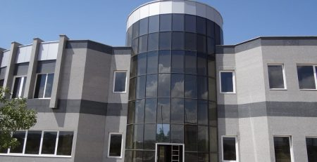 نمای شیشه ای لامل کرتین وال دیتیل های کرتین وال و قیمت نمای کرتین وال شیشه ای لامل