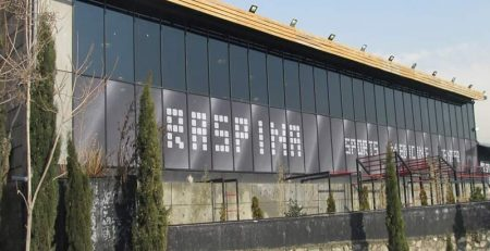 پروژه نیاوران شرکت راسپینا